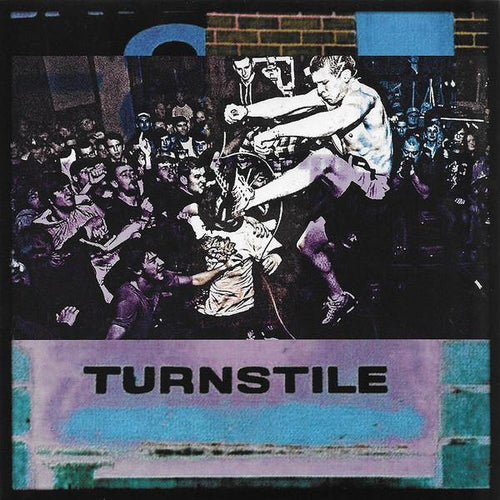 "Turnstile ""Pressure to Succeed"" 7"""