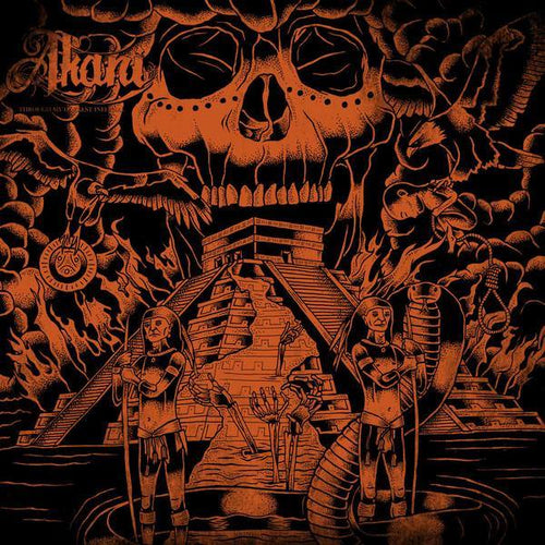 "Buy – Akani ""Through My Darkest Infernal"" – Band & Music Merch – Cold Cuts Merch"