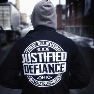 "Justified Defiance ""Justified Defiance"" 7"""