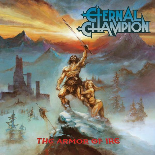 "Buy – Eternal Champion ""The Armor of Ire"" CD – Band & Music Merch – Cold Cuts Merch"