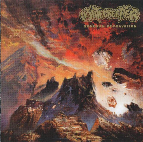 "Gatecreeper ‎""Sonoran Depravation"" 12"""