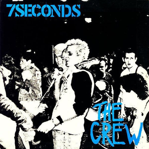 "Buy – 7 Seconds ""The Crew"" 12"" – Band & Music Merch – Cold Cuts Merch"