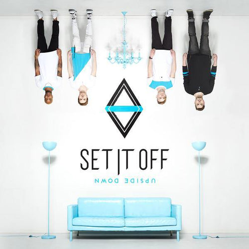 "Set It Off ""Upside Down"" 12"""
