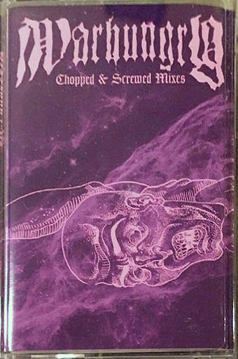 "War Hungry ""Chopped and Screwed Mixes"" Cassette"