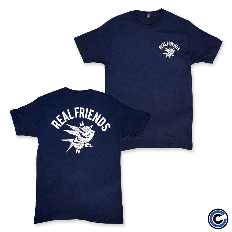 "Real Friends ""Bird"" Shirt"