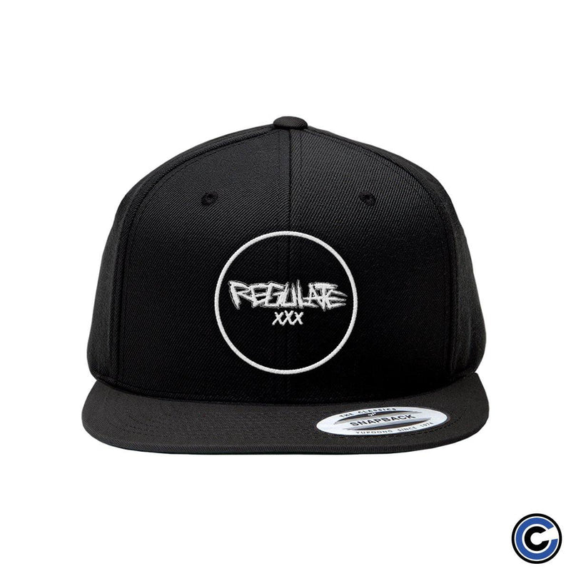 "Regulate ""Circle Logo"" Snapback"