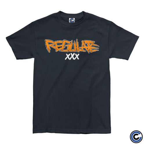 "Regulate ""Orange Logo"" Shirt"