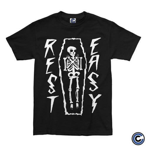 "Rest Easy ""Skeleton"" Shirt"