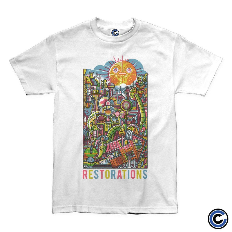 "Restorations ""Sun City"" Shirt"