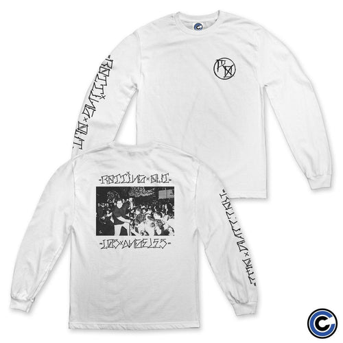 "Buy – Rotting Out ""Live"" Long Sleeve – Band & Music Merch – Cold Cuts Merch"