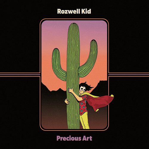 "Rozwell Kid ""Precious Art"" LP"