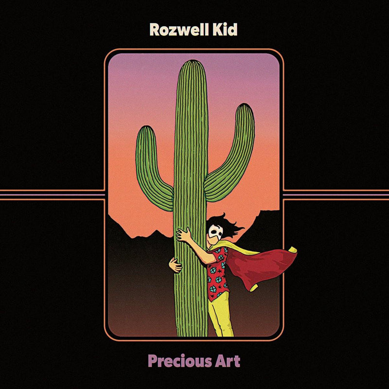 "Rozwell Kid ""Precious Art"""