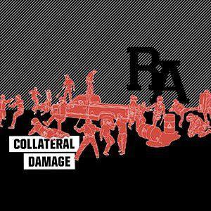 "Rude Awakening ""Collateral Damage"" LP"