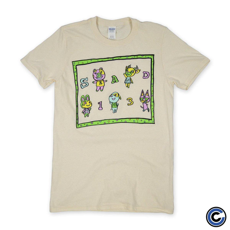 "Sad13 ""Cartoon Animals"" Shirt"