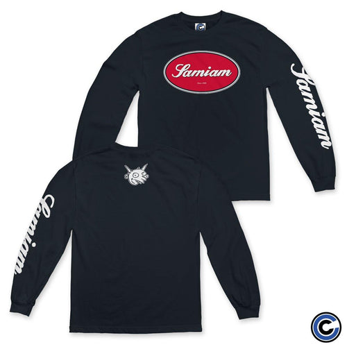 "Buy Now – Samiam ""Oval"" Long Sleeve – Cold Cuts Merch"