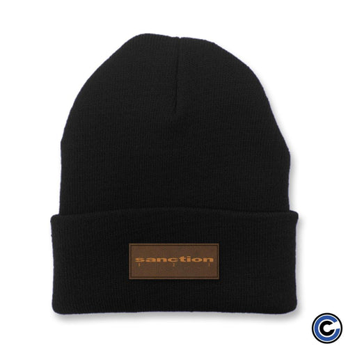 "Sanction ""Logo Patch"" Beanie"
