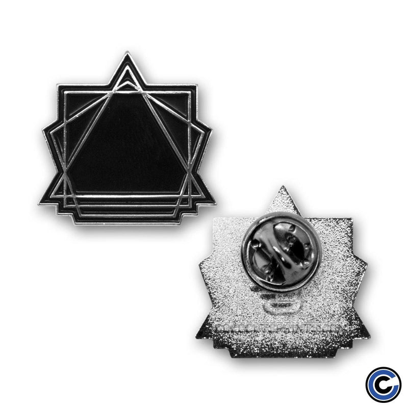 "Sannhet ""Shapes"" Pin"