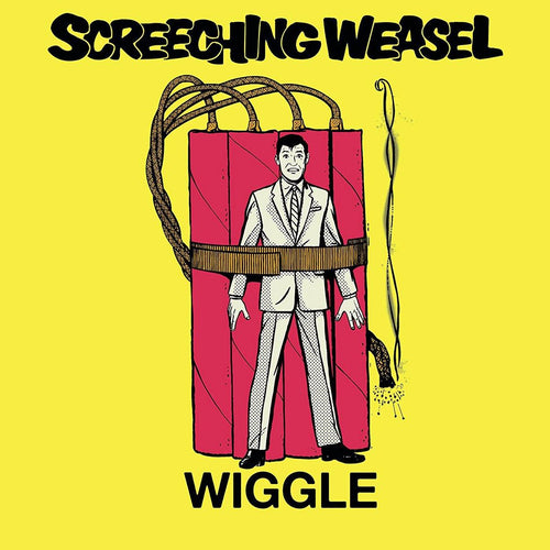 "Screeching Weasel ""Wiggle"" LP"