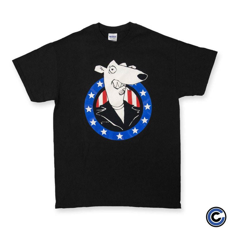 "Screeching Weasel ""Flag Weasel"" Shirt"