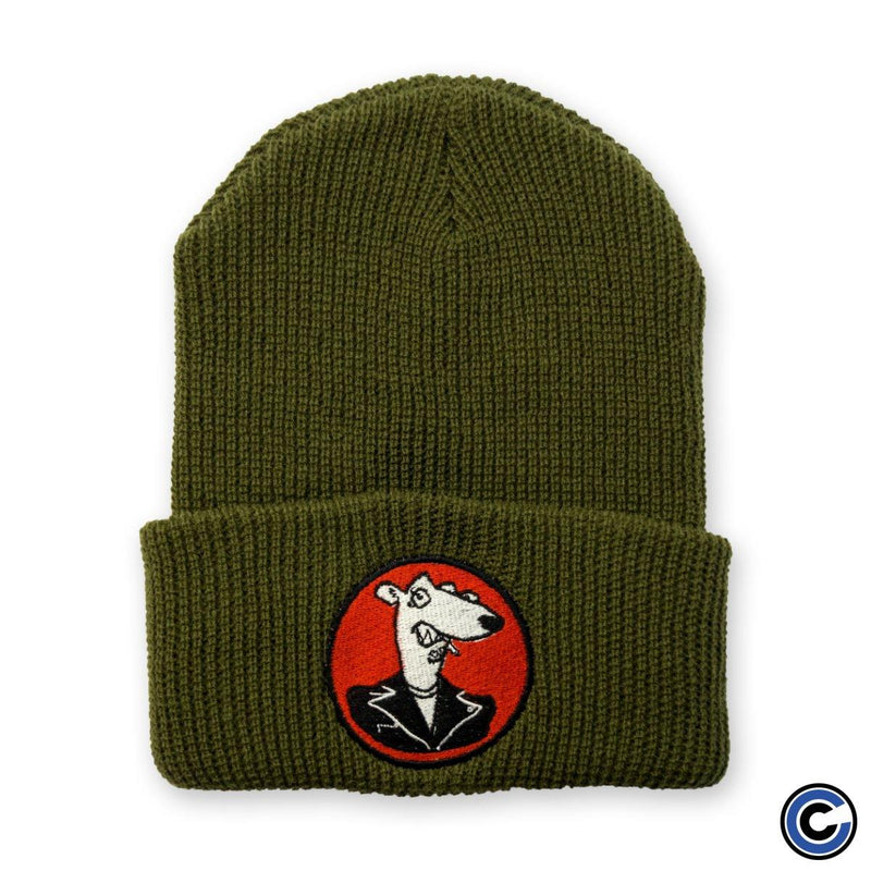 "Screeching Weasel ""Circle Weasel"" Beanie"
