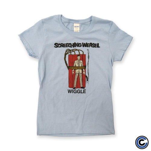"Screeching Weasel ""Wiggle"" Womens Shirt"