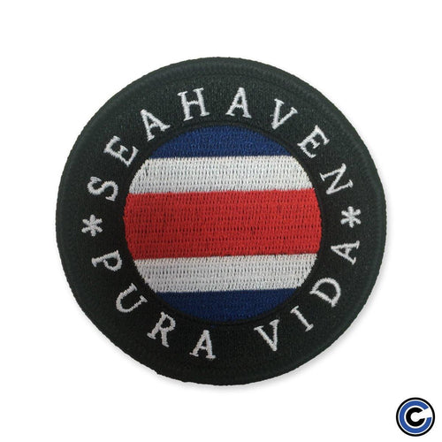 "Buy Now – Seahaven ""Flag"" Patch – Cold Cuts Merch"