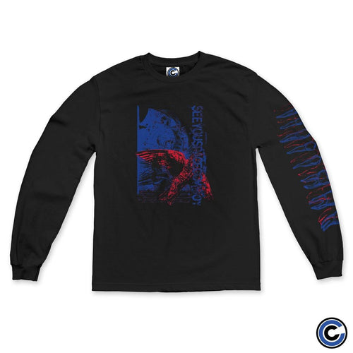"Seeyouspacecowboy ""Teeth"" Long Sleeve"
