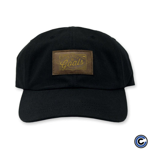 "Set Your Goals ""Icons"" Hat"