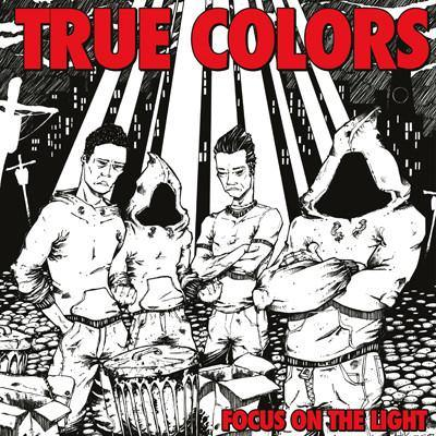 "True Colors ""Focus on the Light"" 12"""