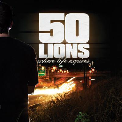 "Buy – 50 Lions ""Where Life Expires"" CD – Band & Music Merch – Cold Cuts Merch"