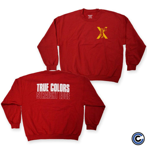 "True Colors ""Straight Edge"" Crewneck"