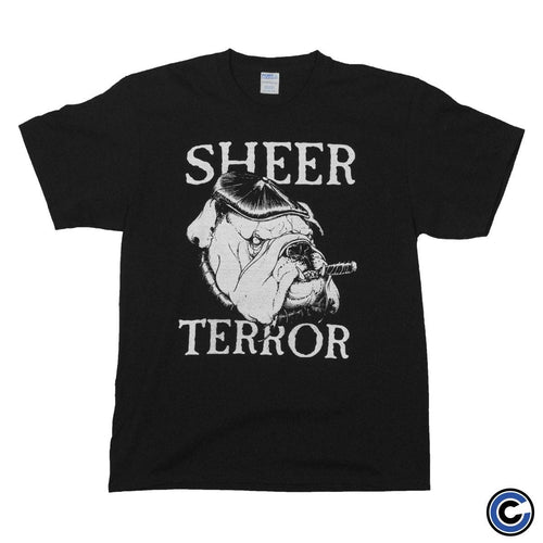 "Sheer Terror ""Bulldog"" Shirt"