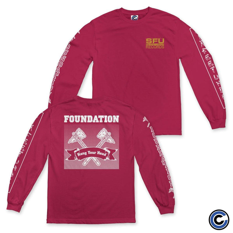 "Foundation ""Judge"" Long Sleeve"