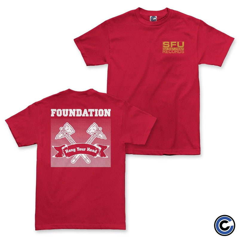 "Foundation ""Judge"" Red Shirt"