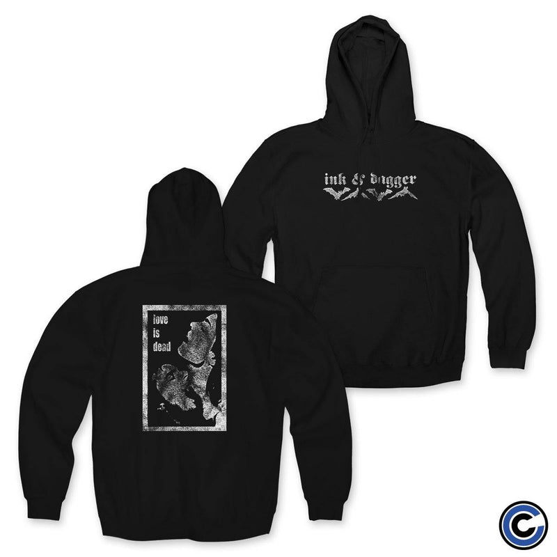"Ink and Dagger ""Bats"" Hoodie"