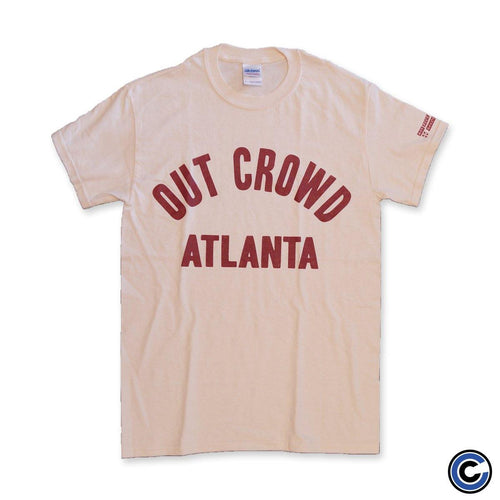 "Out Crowd ""Atlanta Maroon""  Shirt"