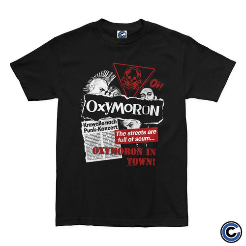 "Oxymoron ""In Town"" Shirt"