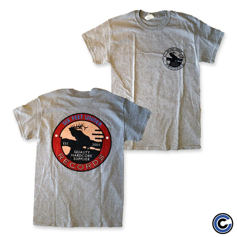 "Six Feet Under Records ""Polo"" Shirt"