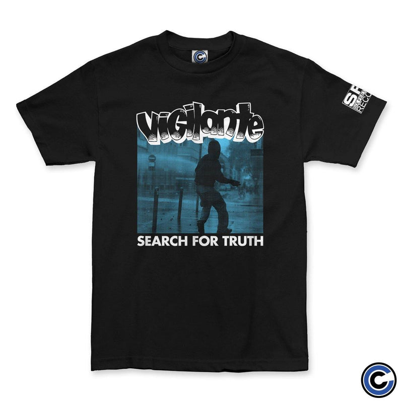 "Buy Now – Vigilante ""Search For Truth"" Shirt – Cold Cuts Merch"