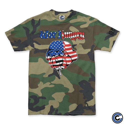 "War Hungry ""Pig"" Camo Shirt"