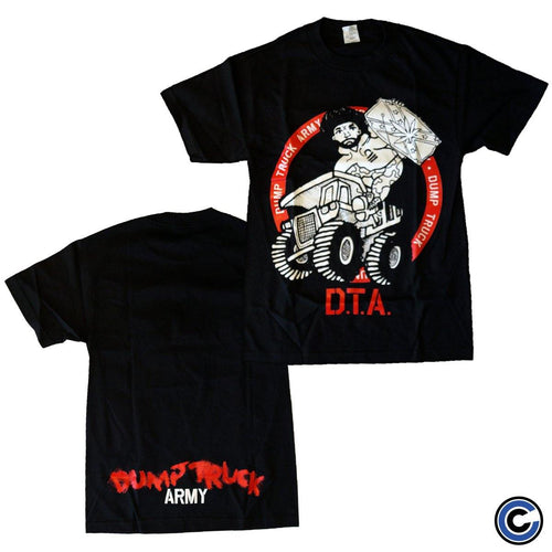 "Buy – The Wrong Side ""Dump Truck Army"" Shirt – Band & Music Merch – Cold Cuts Merch"