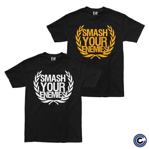 "Buy – Smash Your Enemies ""Crest"" Shirt – Band & Music Merch – Cold Cuts Merch"
