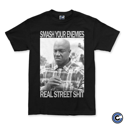 "Buy – Smash Your Enemies ""Real Street Shit"" Shirt – Band & Music Merch – Cold Cuts Merch"