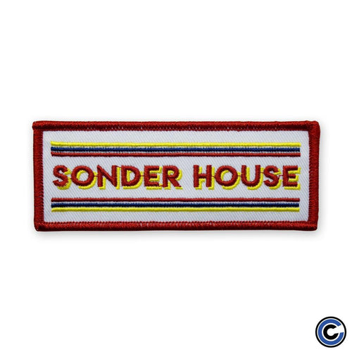 "Sonder House ""Lines"" Patch"