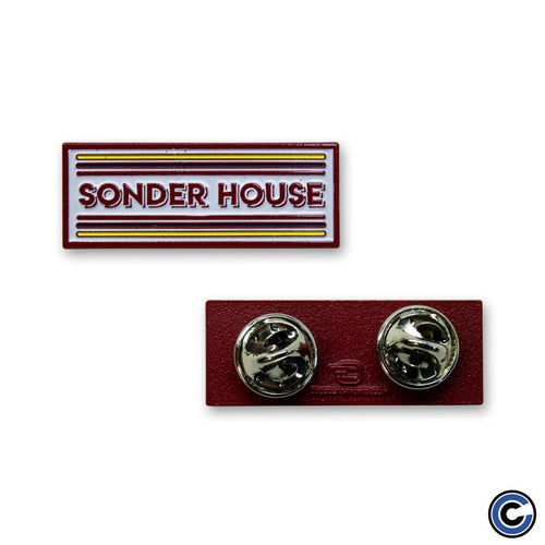 "Sonder House ""Lines"" Pin"