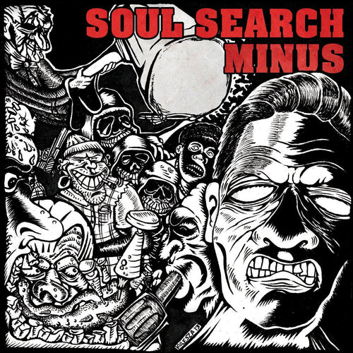 "Soul Search / Minus ""Split"" 7"""