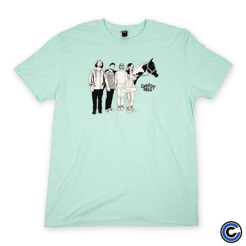 "Speedy Ortiz ""Billboard"" Shirt"