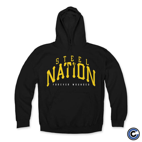 "Steel Nation ""Forever Wounded"" Hoodie"