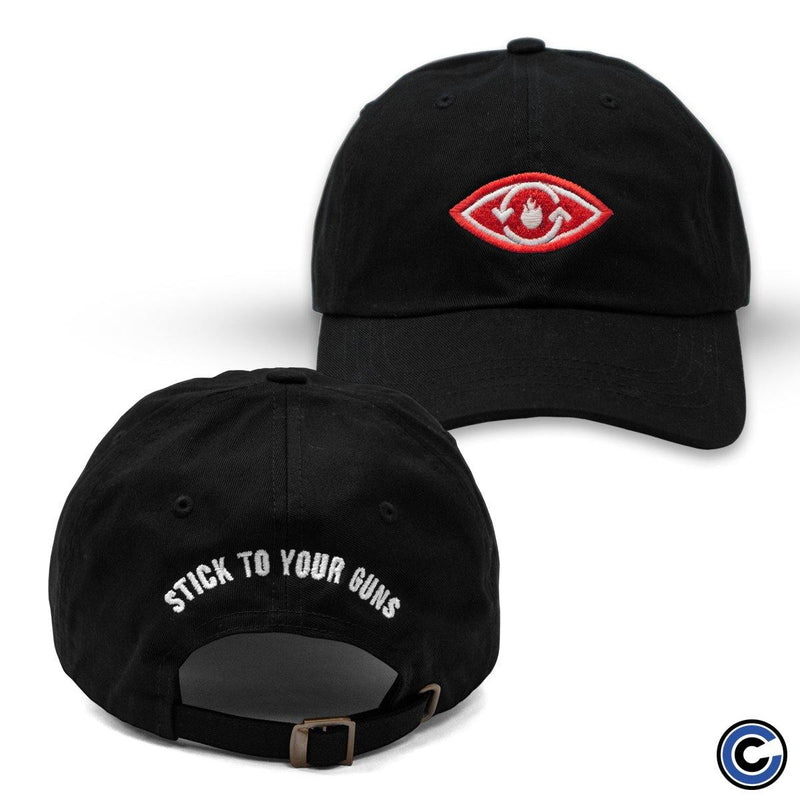 "Stick To Your Guns ""Eyecon"" Hat"
