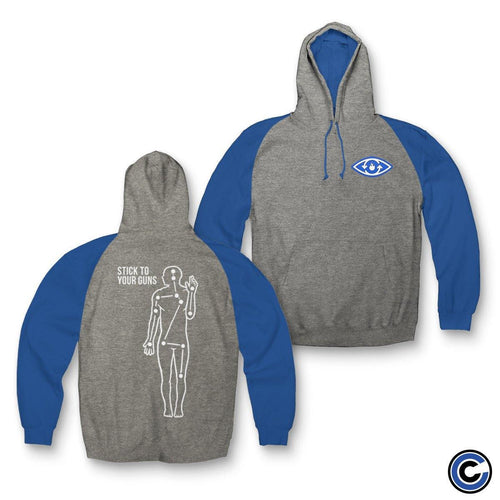 "Stick To Your Guns ""Eyecon"" Hoodie"